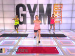 Sandrine : cuisses - fessiers - gym direct - 26/09/2016