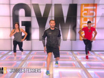 Mohamed : jambes & fessiers - gym direct - 06/12/2016