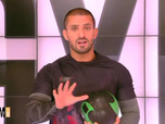 Mohamed : cuisses/fessiers - gym direct - 13/01/2017
